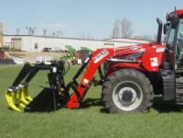 All Purpose Loader For 80 to 135 HP Tractors 200x150